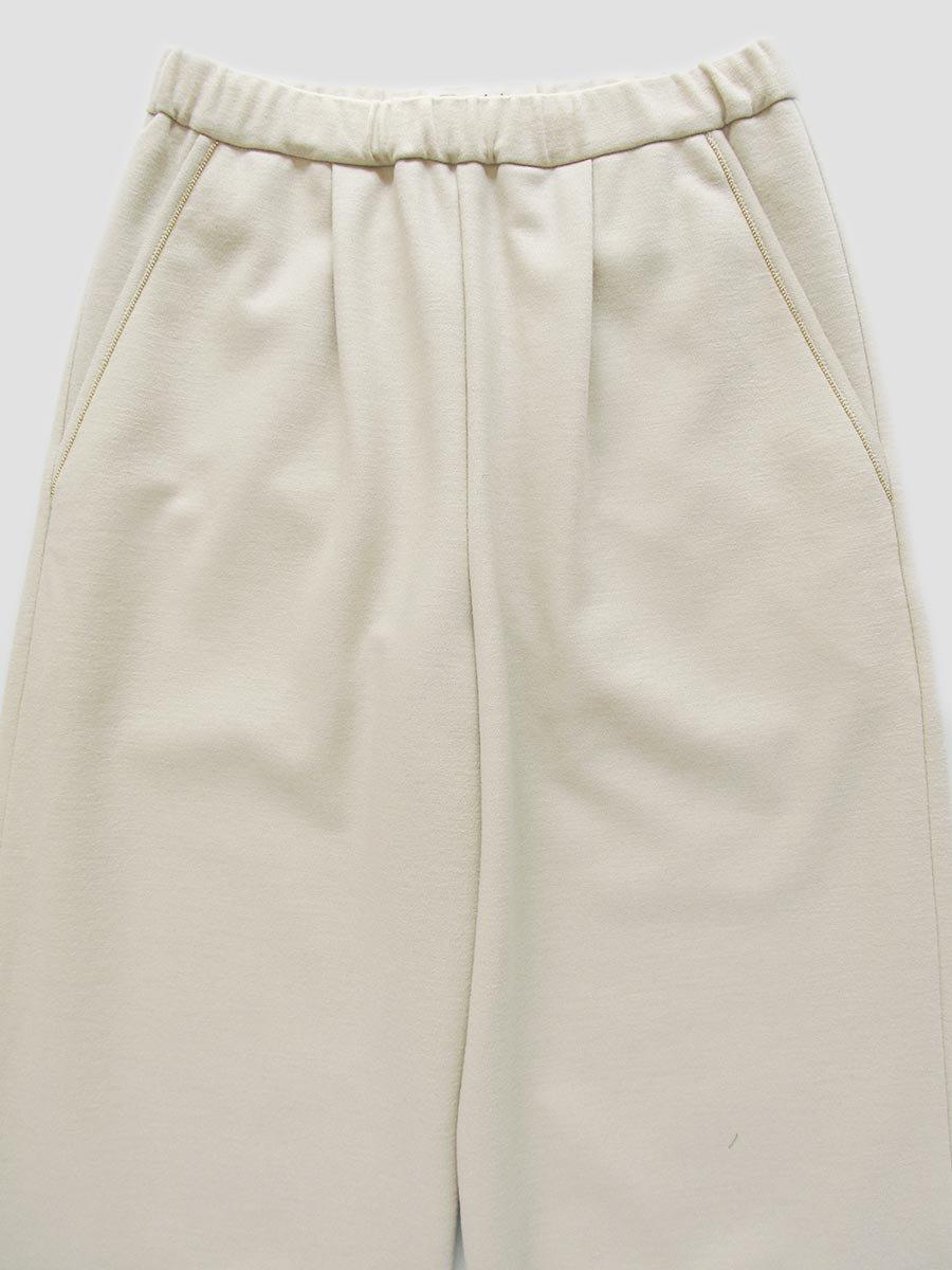 ボールチェーン刺繍ポケットパンツ(2020-21 Autumn Collection) 3