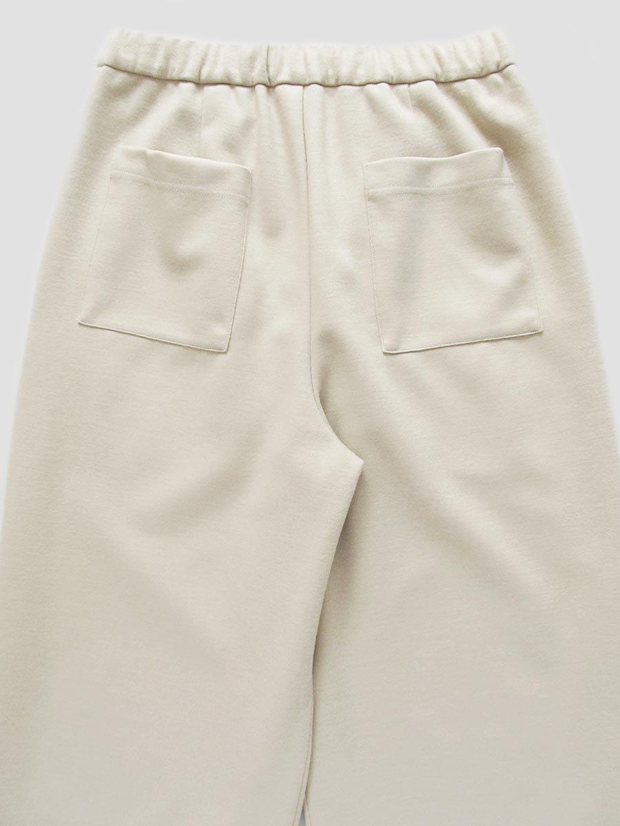 ボールチェーン刺繍ポケットパンツ(2020-21 Autumn Collection) 4