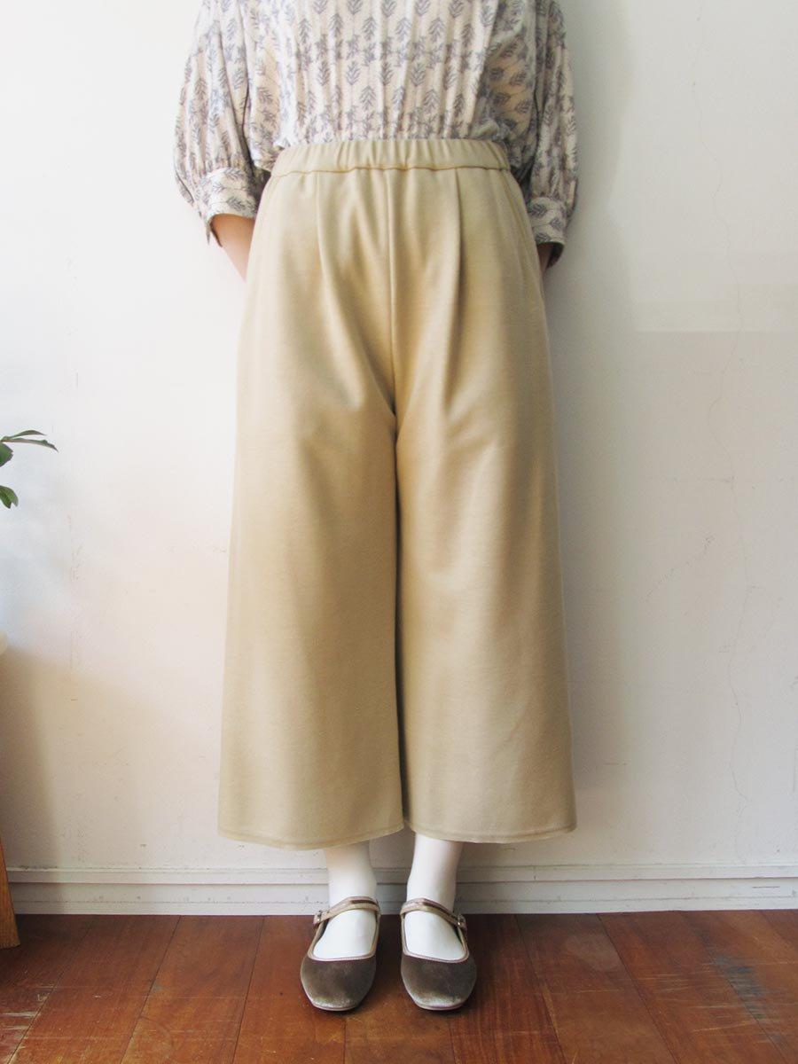 ボールチェーン刺繍ポケットパンツ(2020-21 Autumn Collection) 5