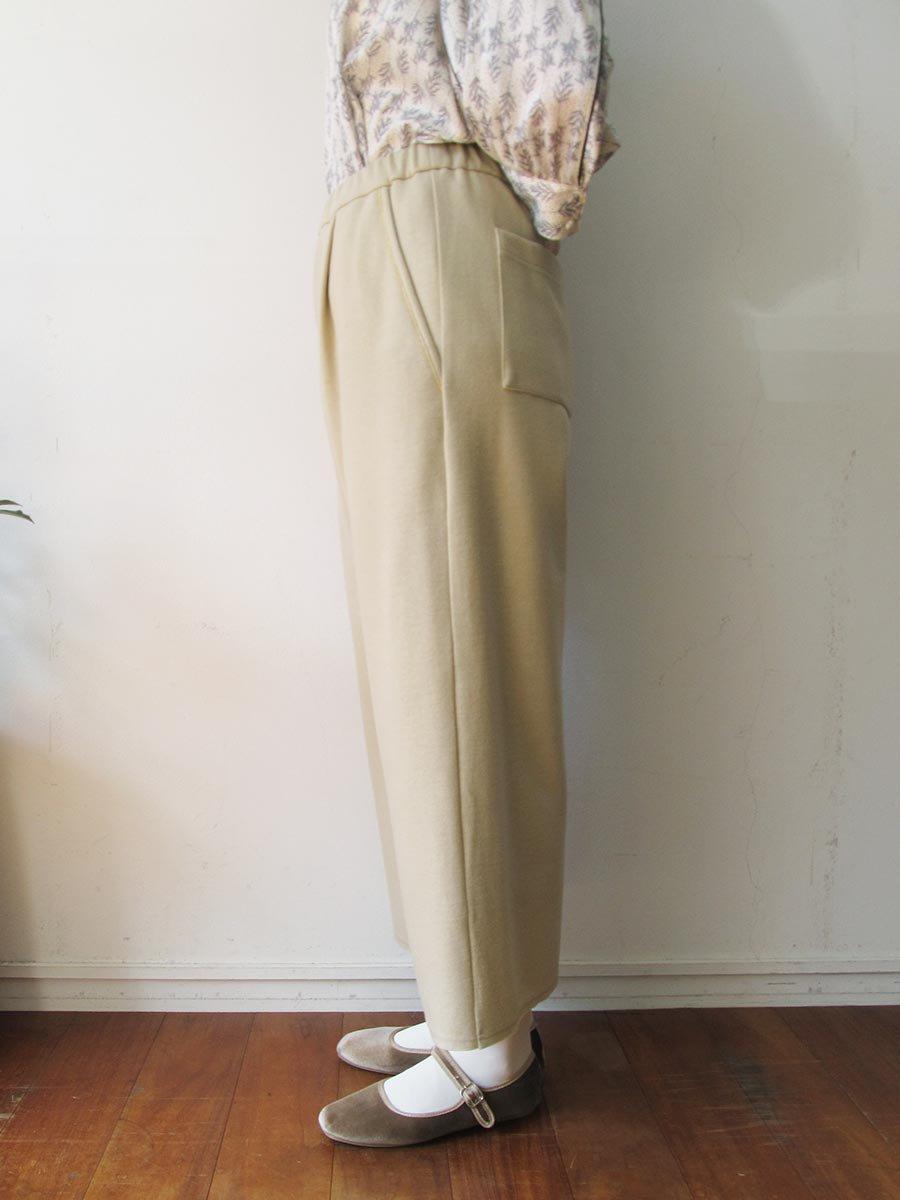 ボールチェーン刺繍ポケットパンツ(2020-21 Autumn Collection) 7