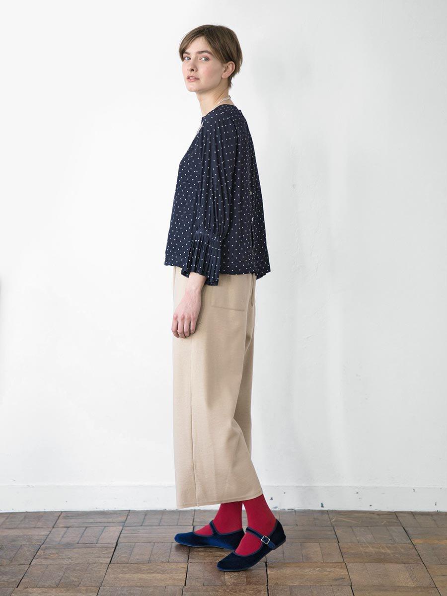 ボールチェーン刺繍ポケットパンツ(2020-21 Autumn Collection) 9