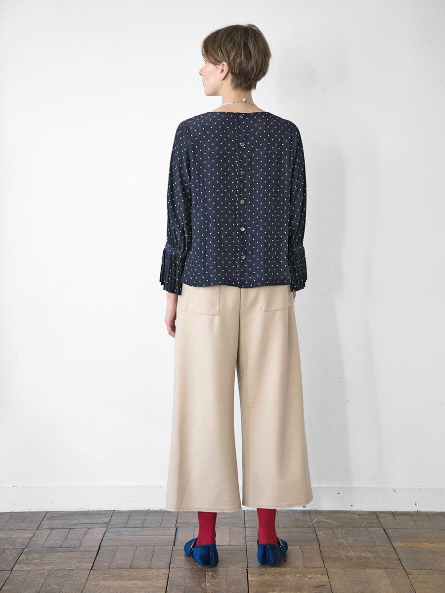 ボールチェーン刺繍ポケットパンツ(2020-21 Autumn Collection) 10