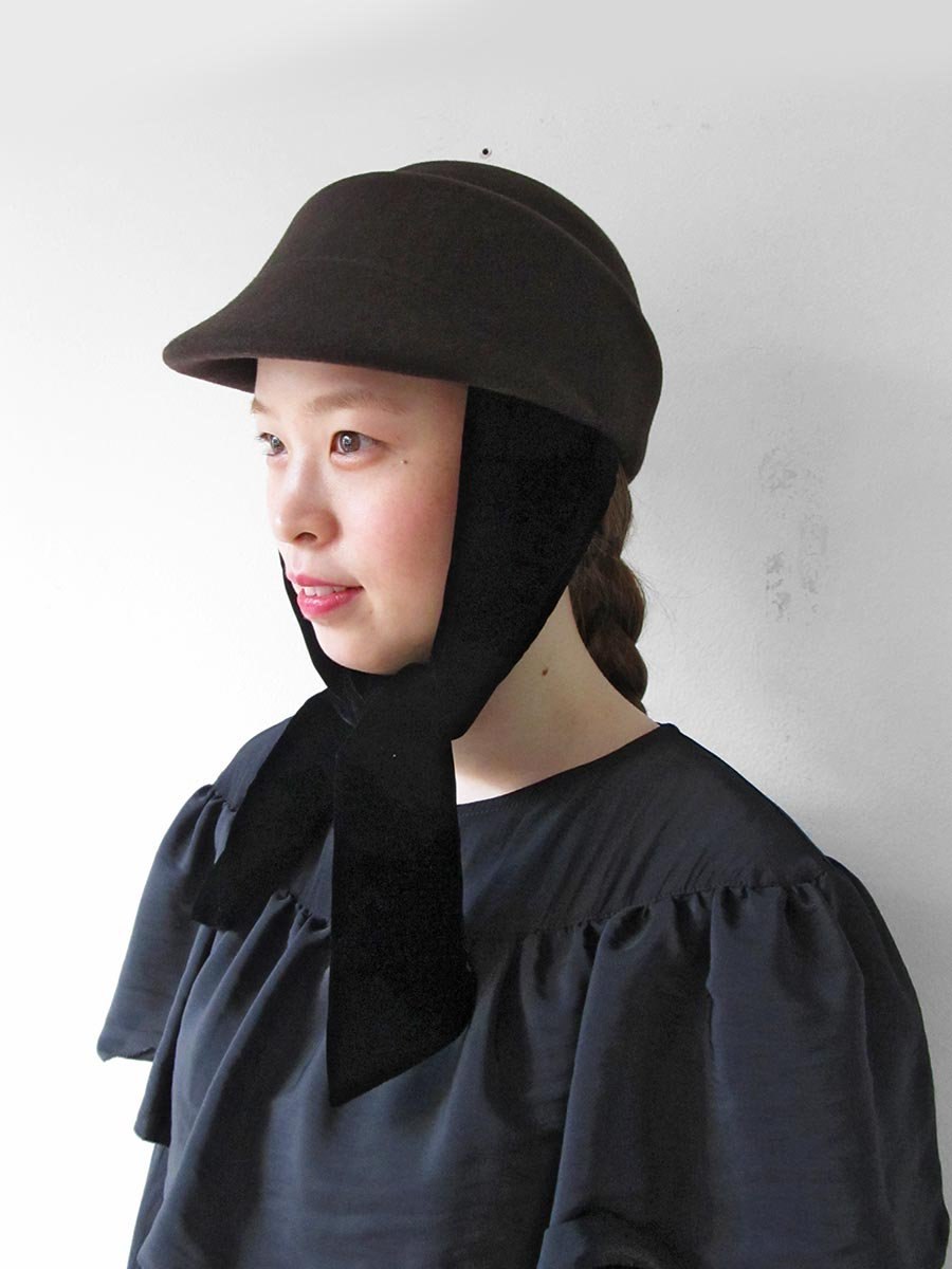 Mia Hat & Accessory リボンキャップ 15