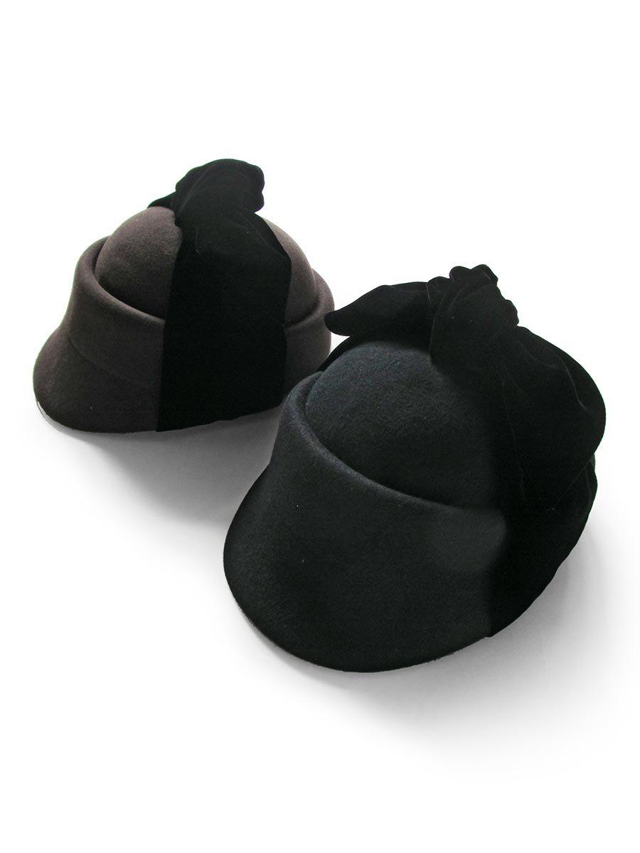 Mia Hat & Accessory リボンキャップ 3
