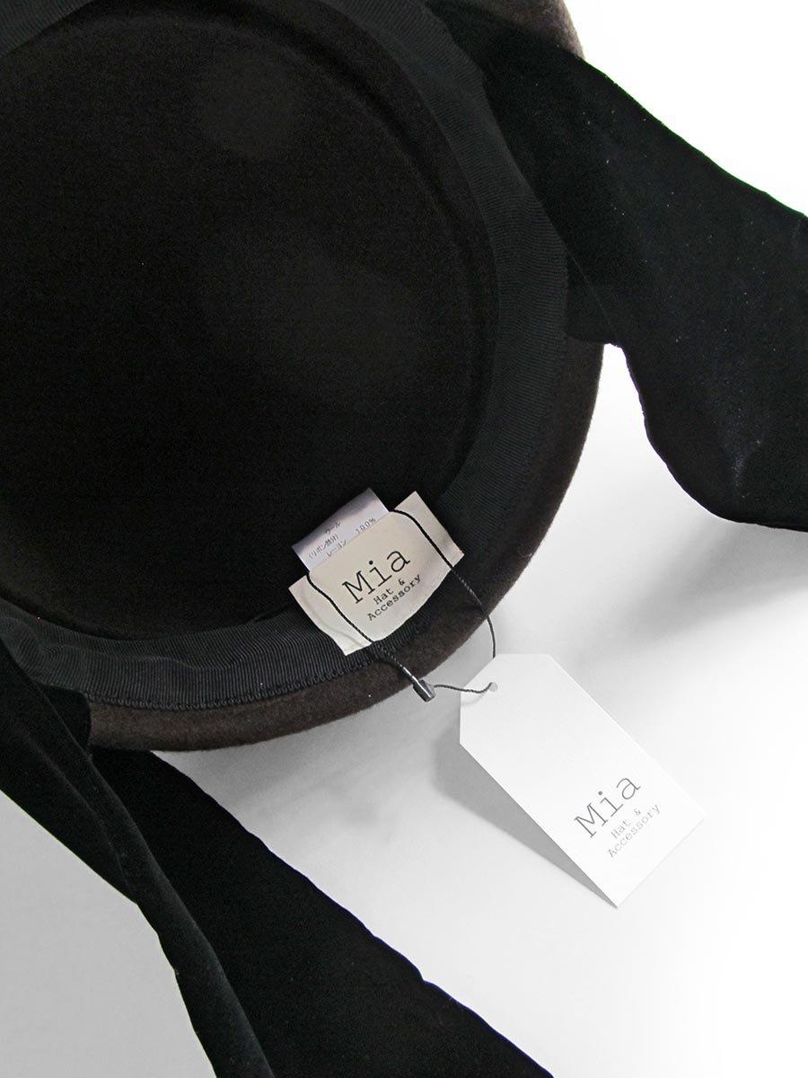 Mia Hat & Accessory リボンキャップ 10
