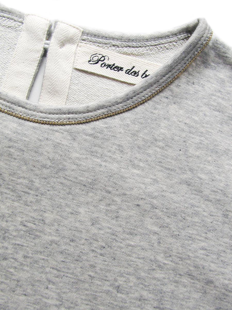 ボールチェーン刺繍スウェット(2021 Pre-Spring Collection) 13