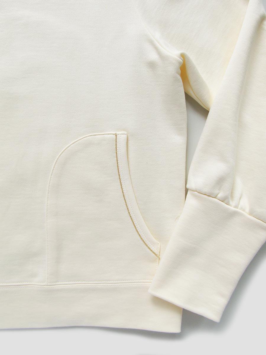 ボールチェーン刺繍スウェット(2021 Pre-Spring Collection) 6