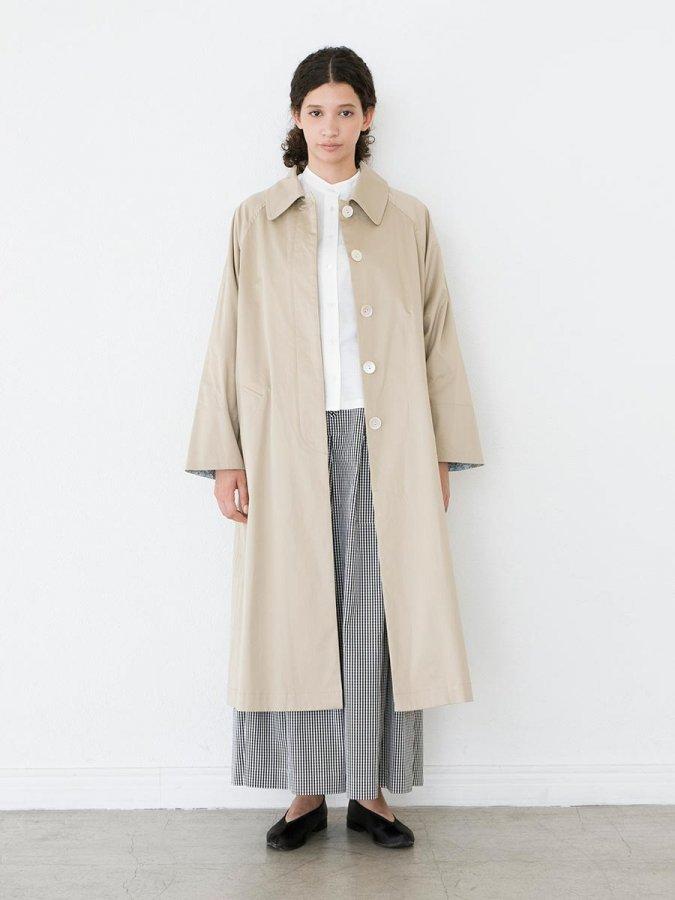 ステンカラーコート(2021 Spring Collection) 1