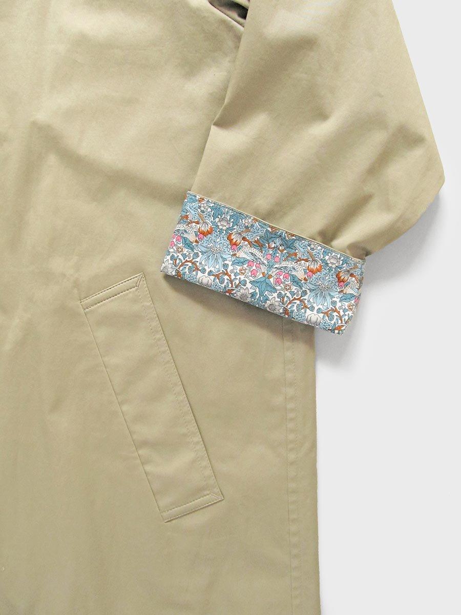 ステンカラーコート(2021 Spring Collection) 10