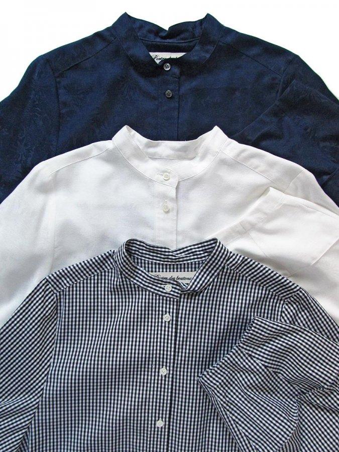 立体スリーブシャツ(2021 Spring Collection) 1
