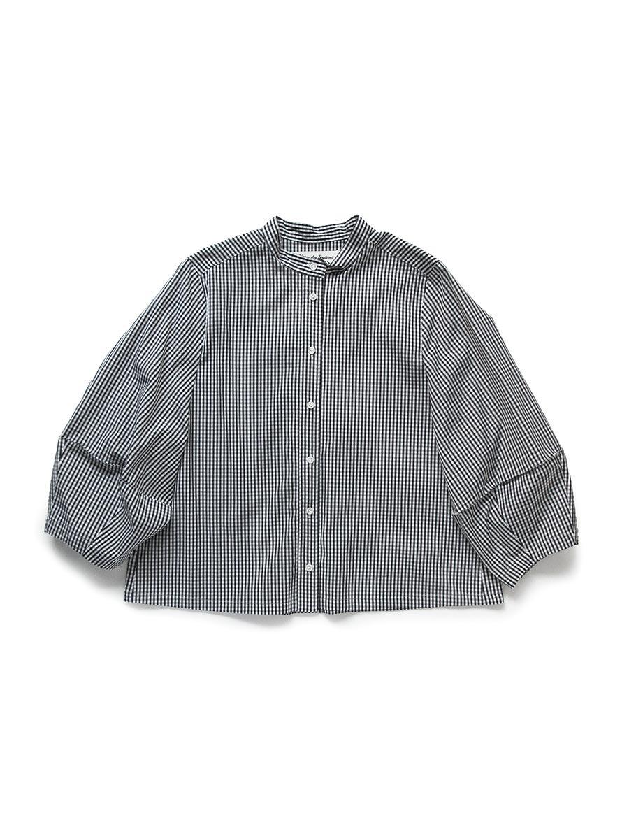 立体スリーブシャツ(2021 Spring Collection) 17