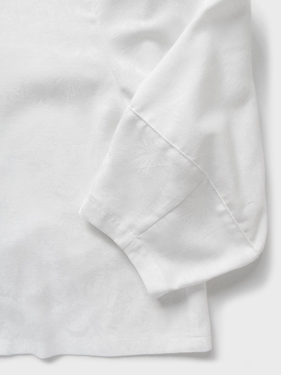 立体スリーブシャツ(2021 Spring Collection) 3