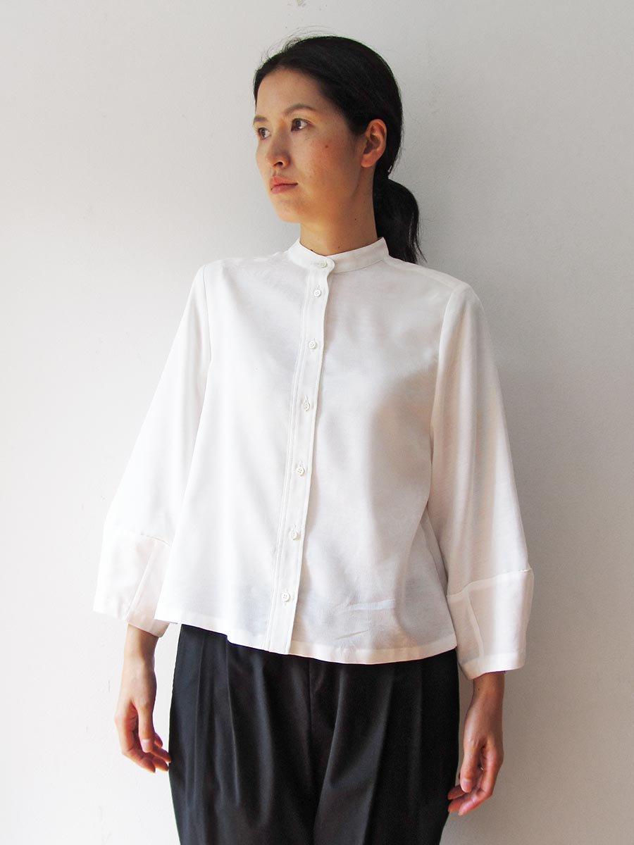 立体スリーブシャツ(2021 Spring Collection) 5