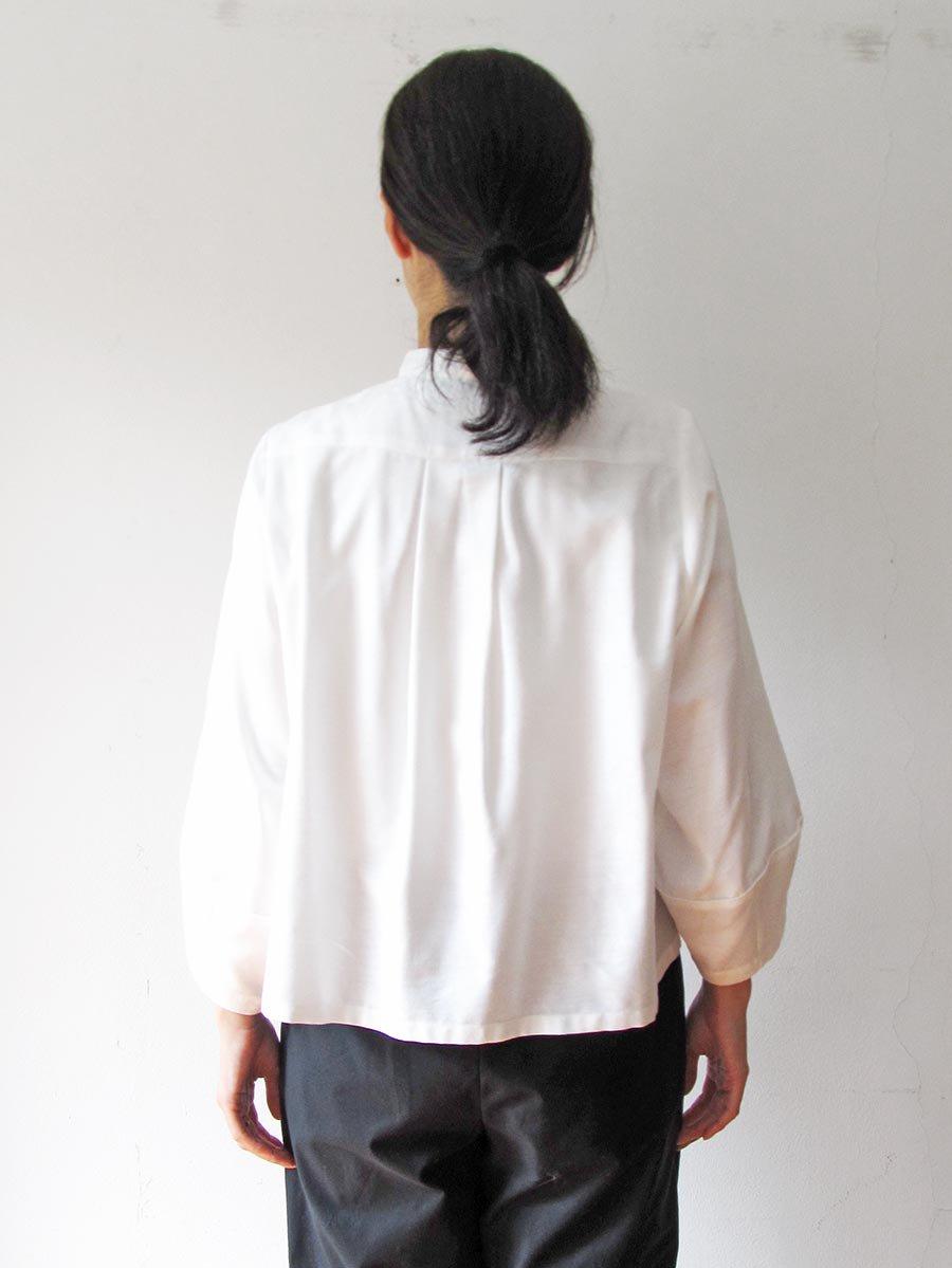 立体スリーブシャツ(2021 Spring Collection) 6