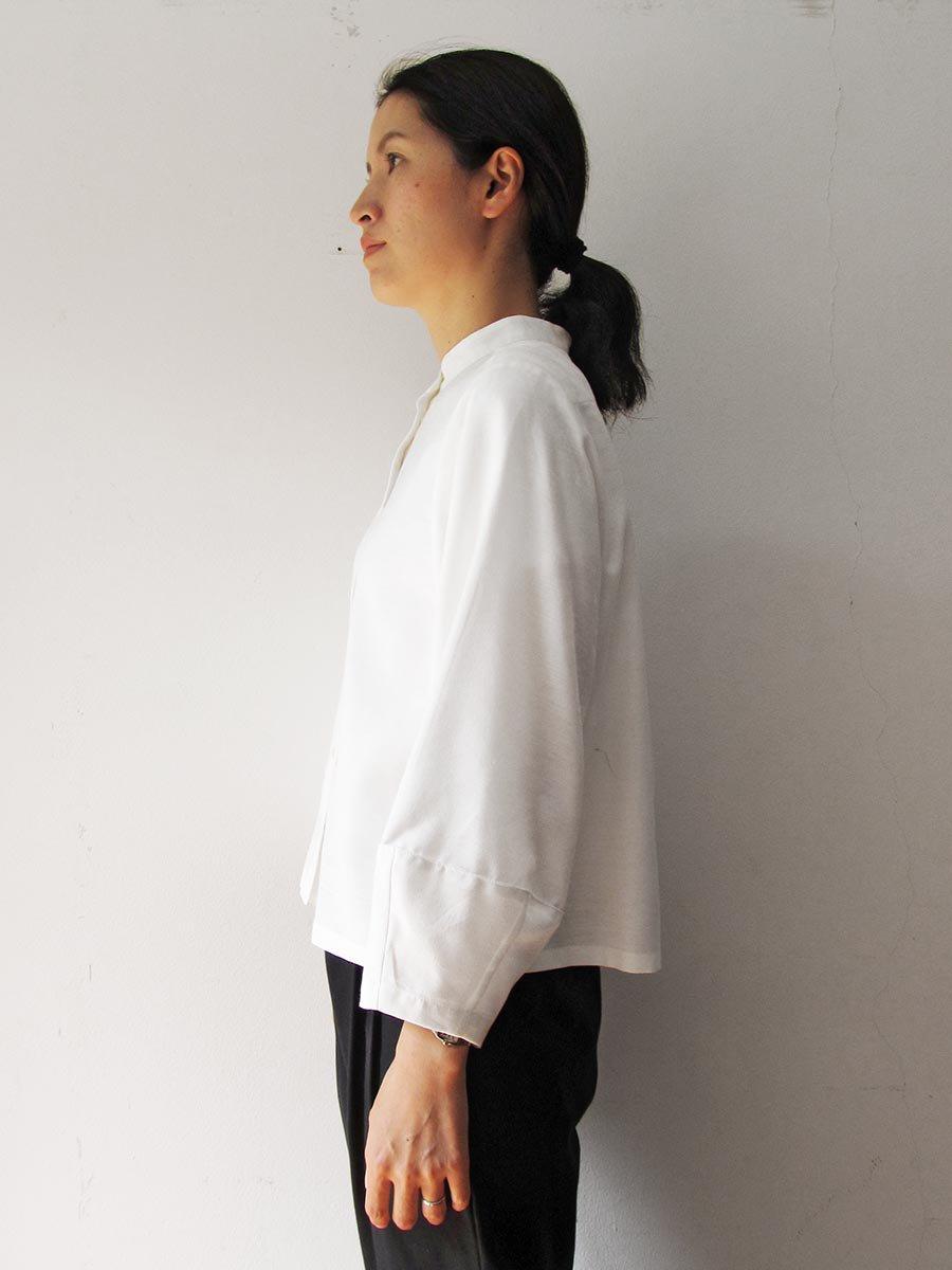 立体スリーブシャツ(2021 Spring Collection) 7
