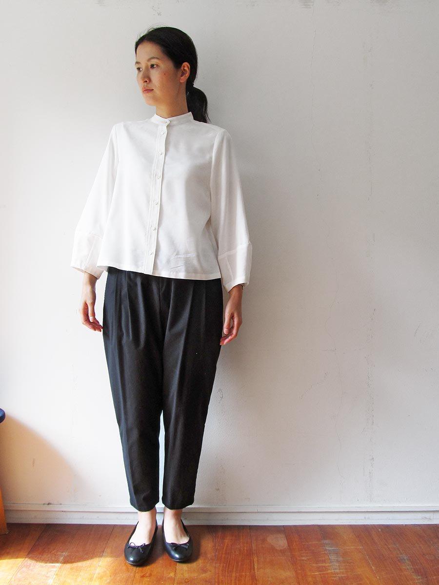 立体スリーブシャツ(2021 Spring Collection) 8
