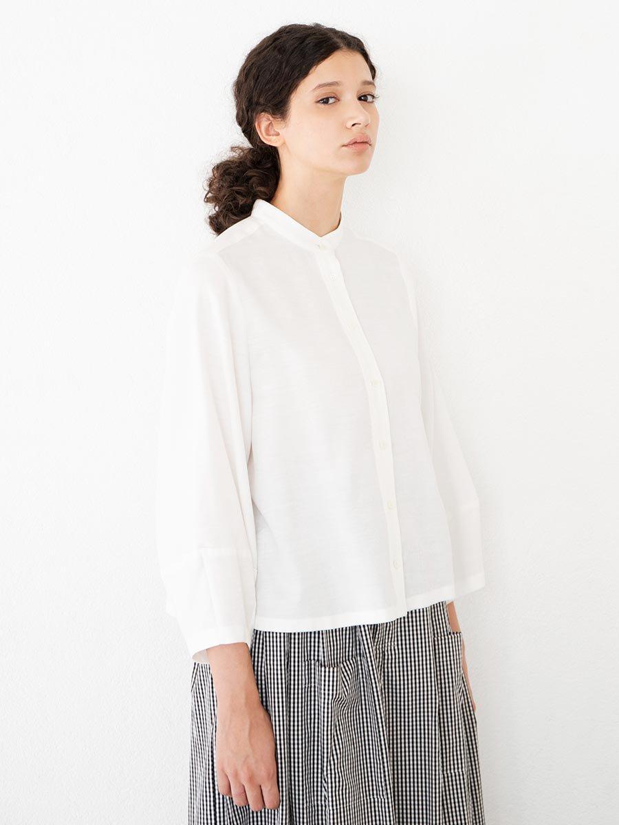 立体スリーブシャツ(2021 Spring Collection) 9