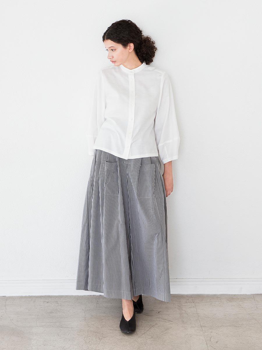 立体スリーブシャツ(2021 Spring Collection) 10