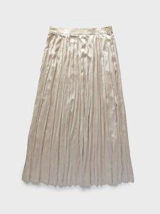 ソフトプリーツスカート(2021 Spring Collection)