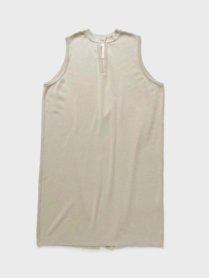 バックスリットニットドレス(2021 Spring Collection) 1