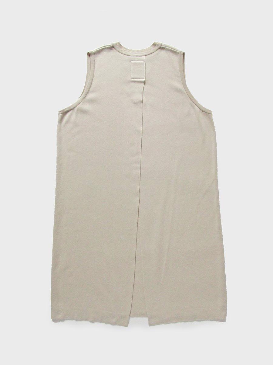 バックスリットニットドレス(2021 Spring Collection) 2