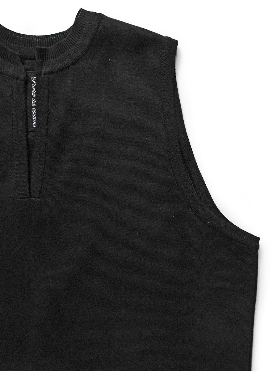 バックスリットニットドレス(2021 Spring Collection) 7