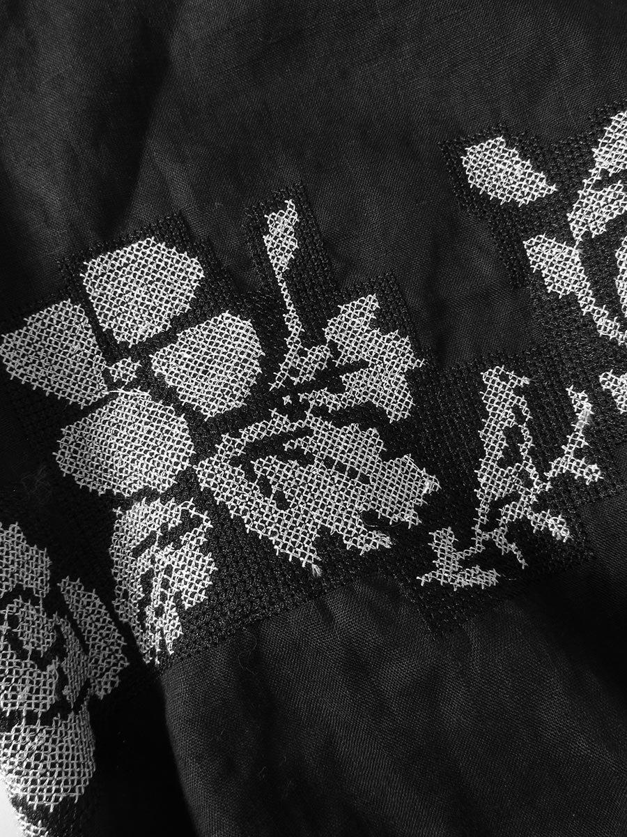 """""""花と鳥""""刺繍ブラウス(2021 Spring Collection) 11"""