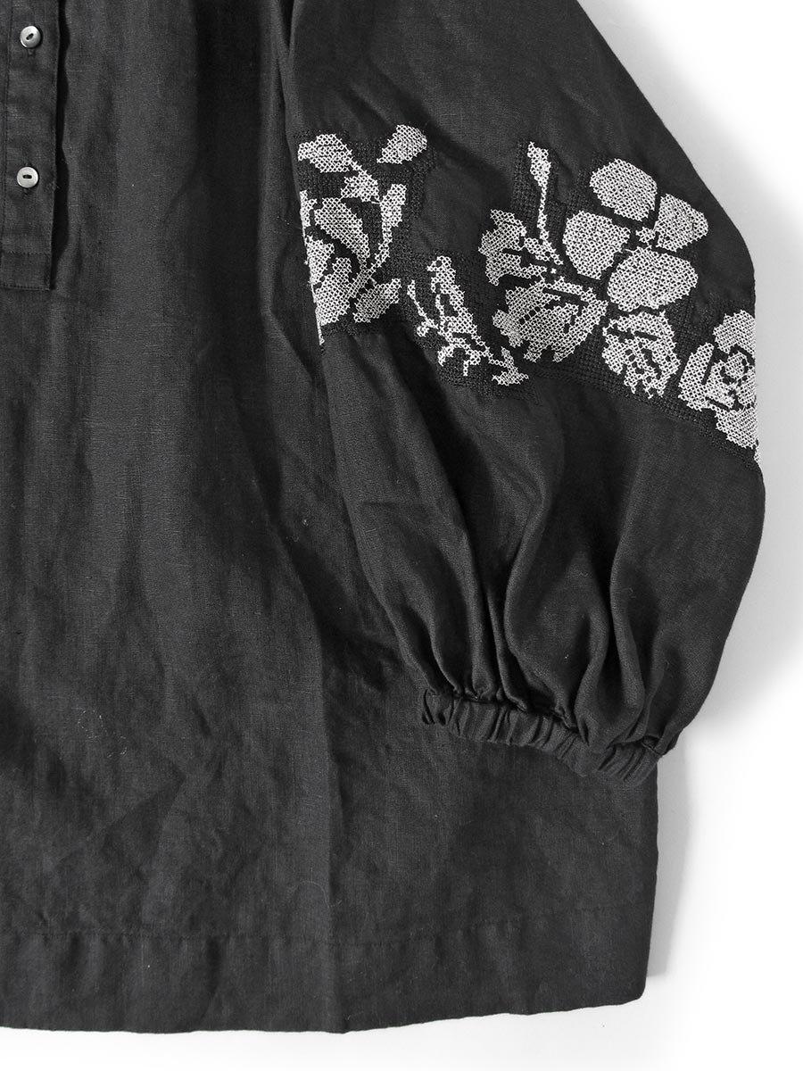 """""""花と鳥""""刺繍ブラウス(2021 Spring Collection) 10"""