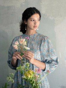 LIBERTY PRINTドレス(2021 Spring Collection)