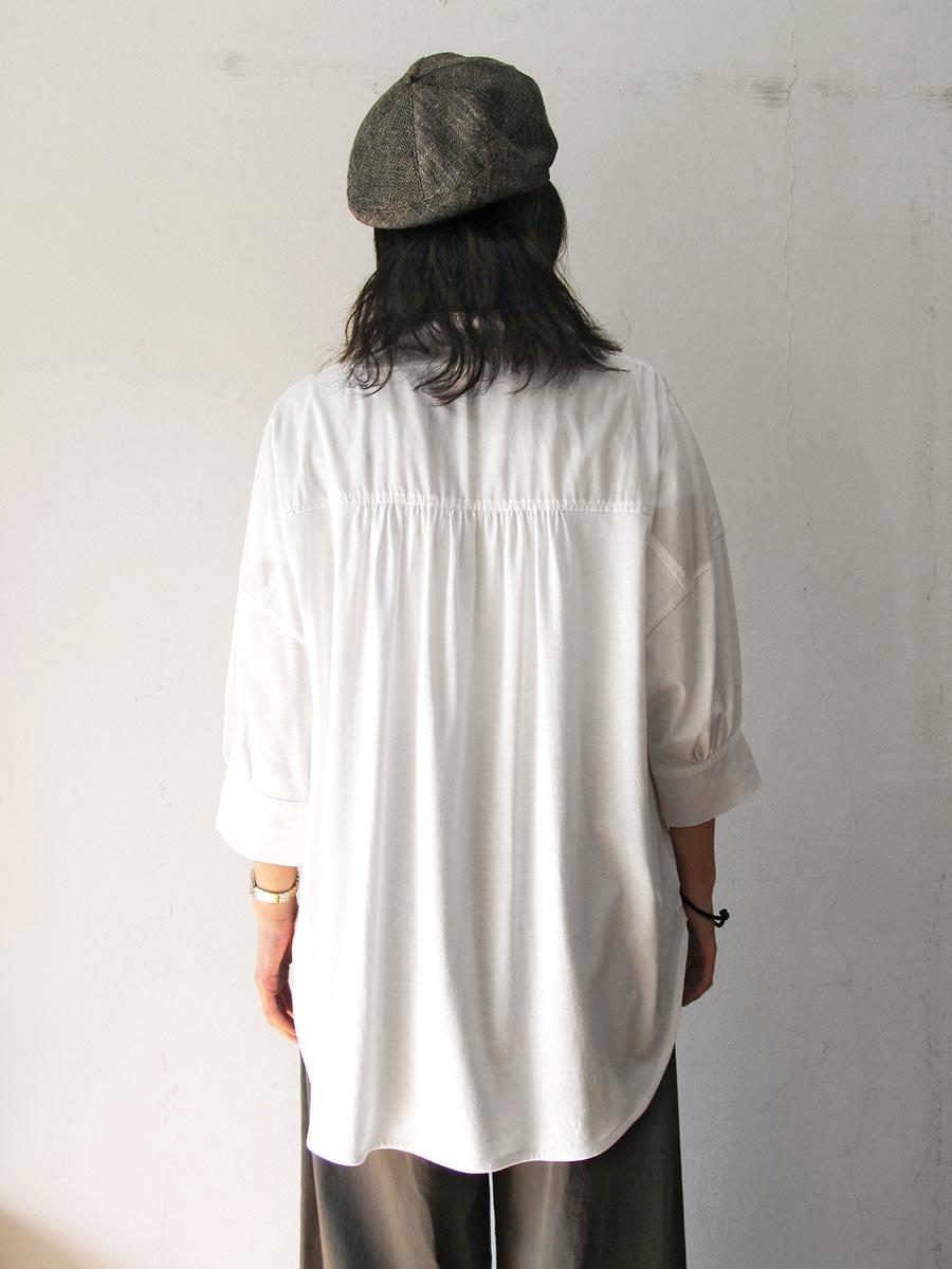ミディシャツ(2021 Spring Collection) 4