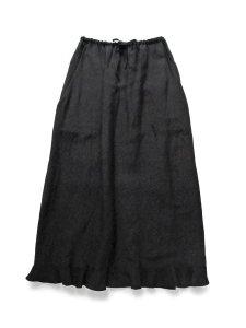 裾フリルスカート(2021 Spring Collection)