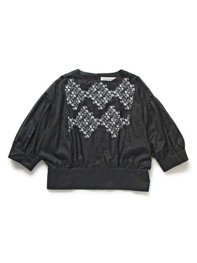 プチフルール刺繍ブラウス(2021 Spring Collection) 1
