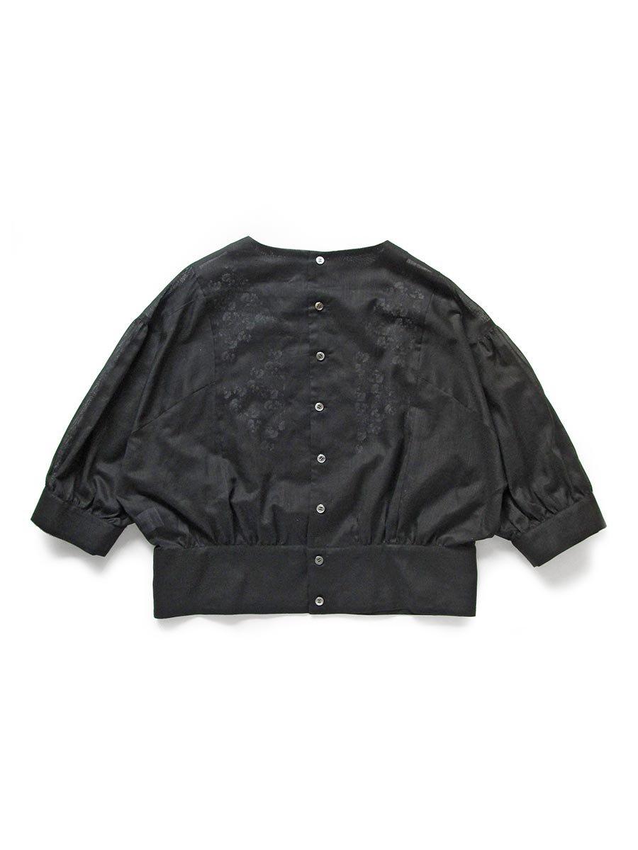 プチフルール刺繍ブラウス(2021 Spring Collection) 2
