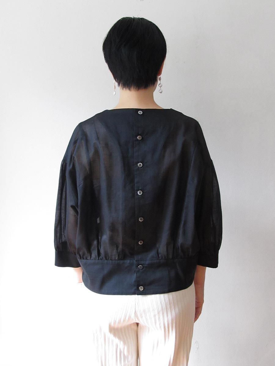 プチフルール刺繍ブラウス(2021 Spring Collection) 11