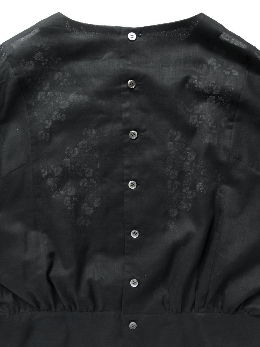 プチフルール刺繍ブラウス(2021 Spring Collection) 5