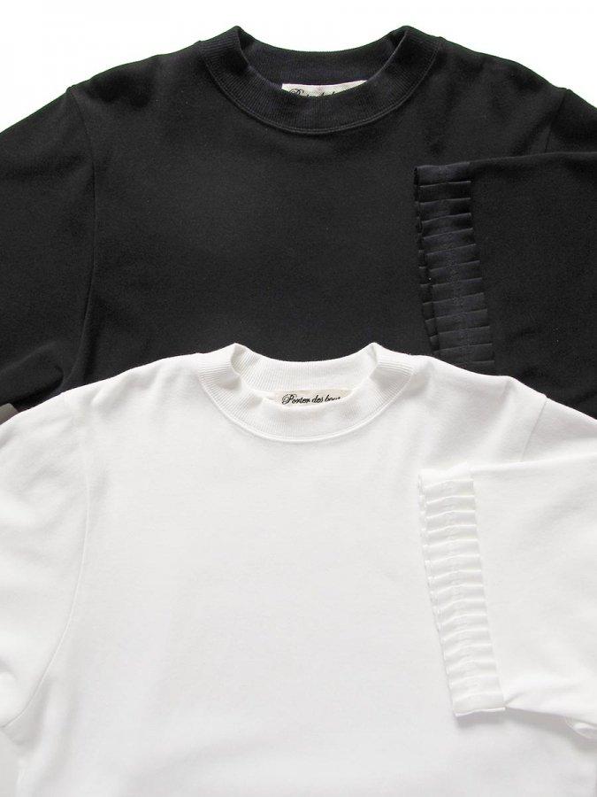 タックリボンTシャツ(2021 Spring Collection) 1