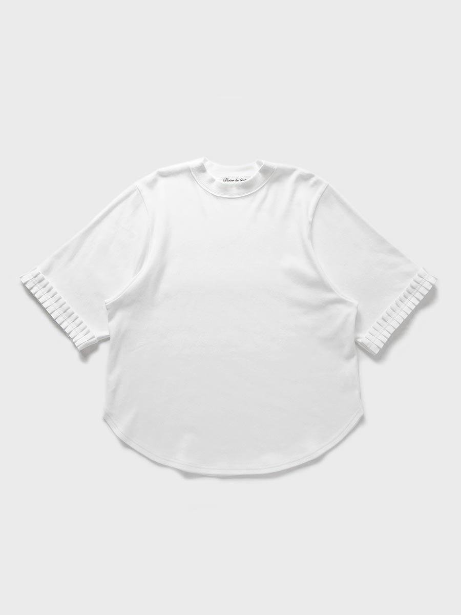 タックリボンTシャツ(2021 Spring Collection) 2
