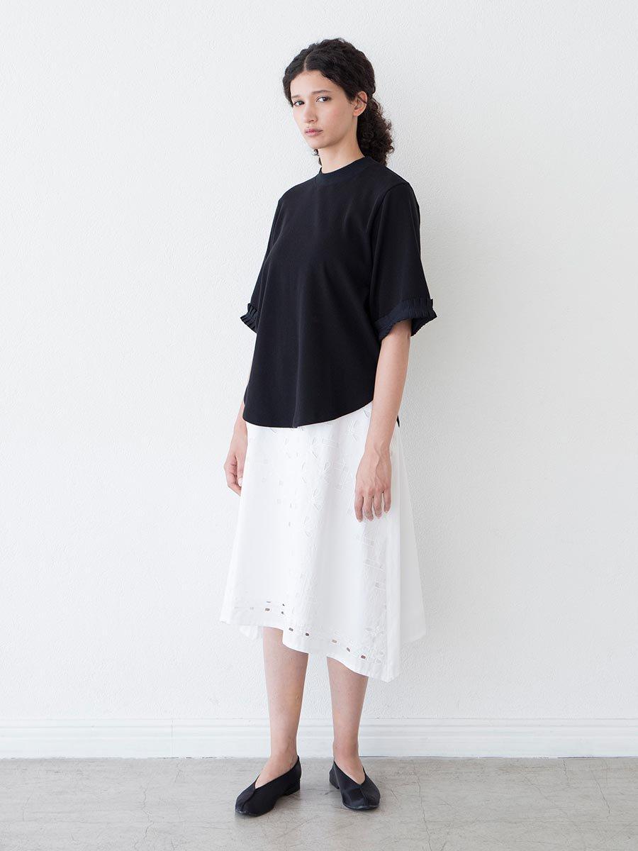 タックリボンTシャツ(2021 Spring Collection) 16