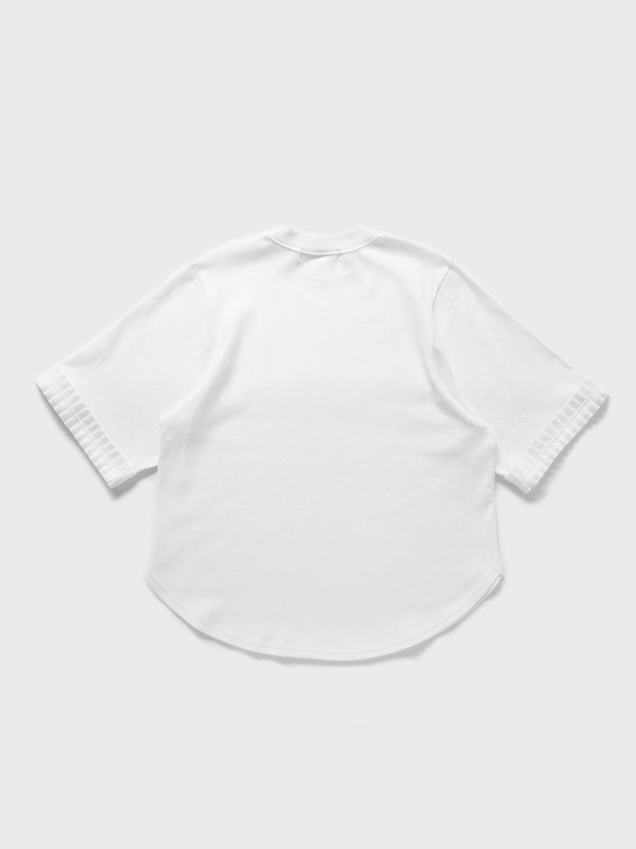 タックリボンTシャツ(2021 Spring Collection) 3