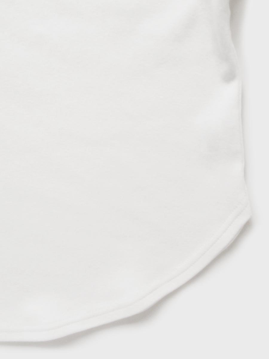 タックリボンTシャツ(2021 Spring Collection) 6