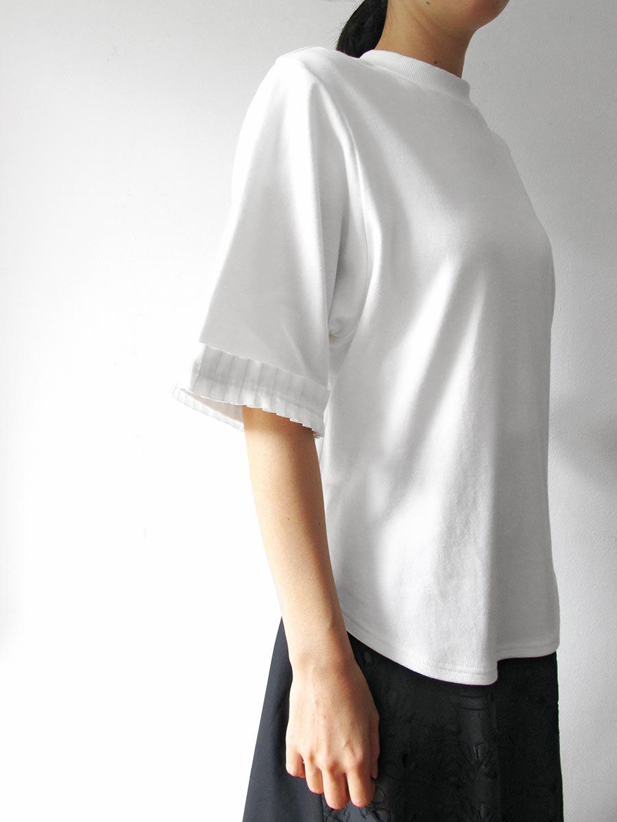 タックリボンTシャツ(2021 Spring Collection) 7