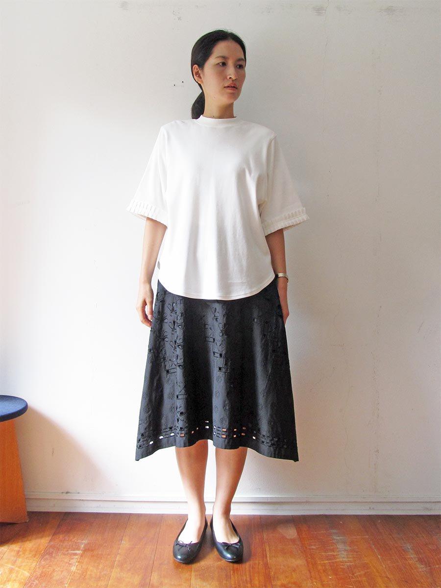 タックリボンTシャツ(2021 Spring Collection) 8