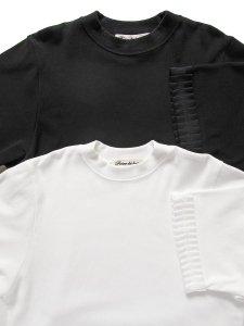 タックリボンTシャツ(2021 Spring Collection)