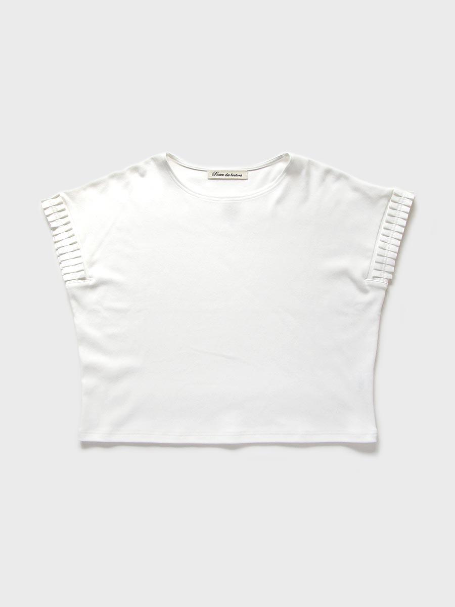 タックリボンフレンチスリーブ(2021 Spring Collection) 2