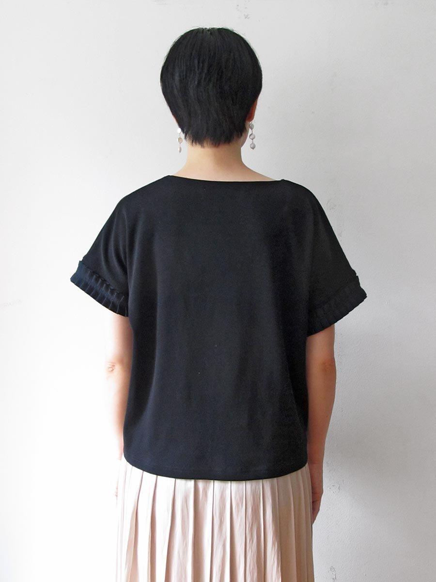 タックリボンフレンチスリーブ(2021 Spring Collection) 17
