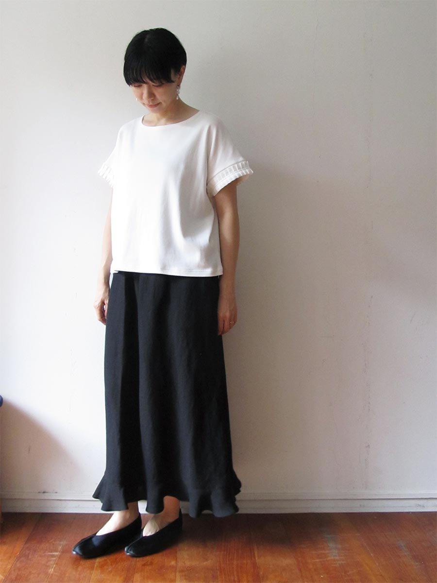 タックリボンフレンチスリーブ(2021 Spring Collection) 7