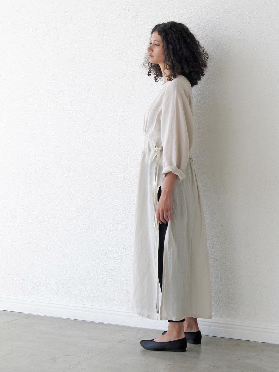 プチフルールサイドスリットドレス(2021 Spring Collection) 11