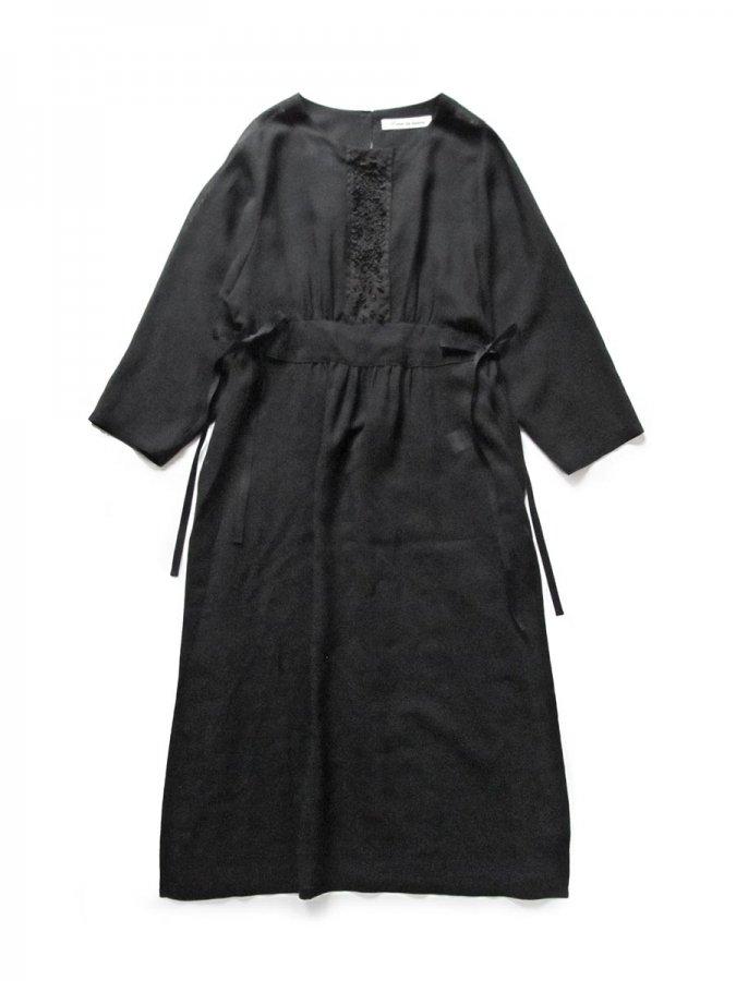 プチフルールサイドスリットドレス(2021 Spring Collection) 12
