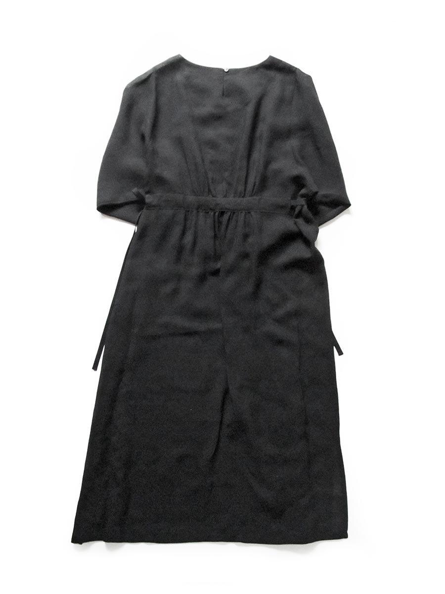 プチフルールサイドスリットドレス(2021 Spring Collection) 13