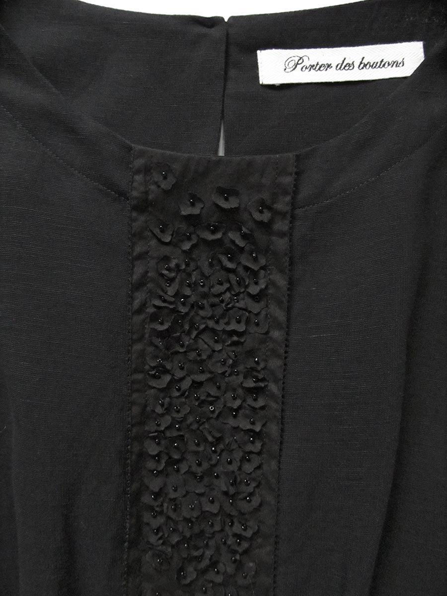 プチフルールサイドスリットドレス(2021 Spring Collection) 16